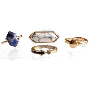 Gold Ring Bundle